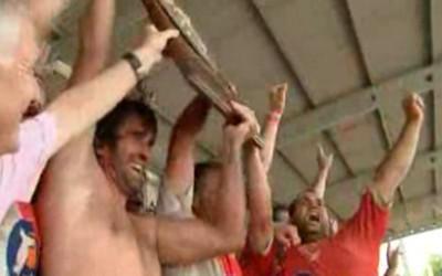Finale Promotion Honneur 2011 : Casteljaloux 14 – 10 Captieux