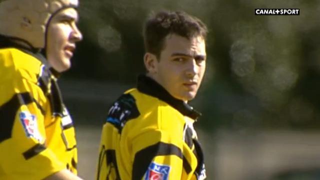 VIDÉO. FLASHBACK. 2001 : Quand Jean-Baptiste Elissalde était le bourreau du Stade Toulousain sous le maillot de la Rochelle