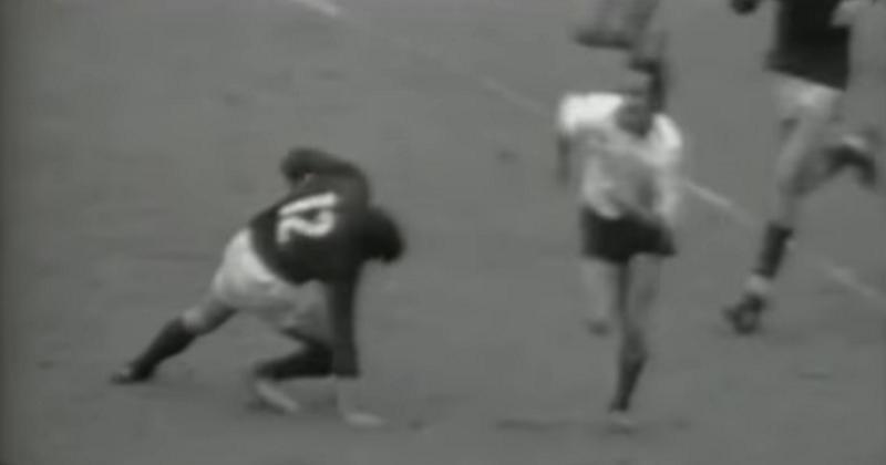 FLASHBACK : le jour où Jack Cantoni choisit la relance folle pour un essai de 100m en finale ! [VIDEO]