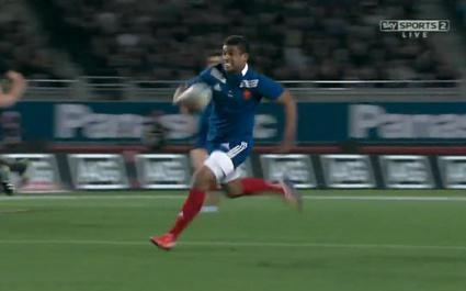 Quand la presse néo-zélandaise note les joueurs français