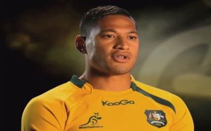 VIDEO. Israel Folau, la nouvelle pépite du rugby australien