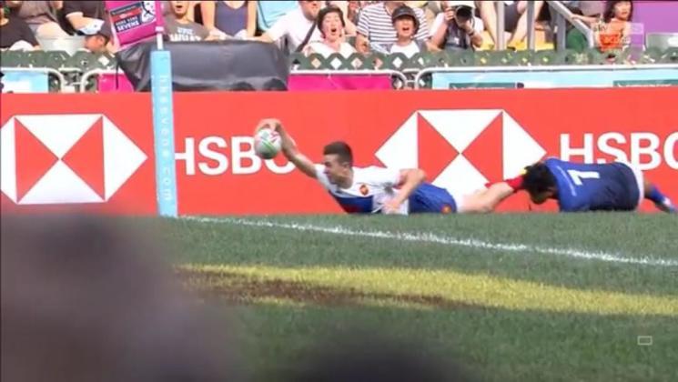 Hong Kong 7s - L'exploit de la France qui se qualifie pour la finale de la Cup