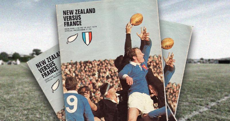 Le jour où le XV de France a battu pour la première fois les All Blacks chez eux