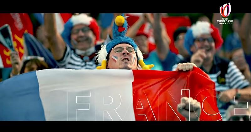France 2023 pourrait battre le record d'affluence de la Coupe du monde de rugby