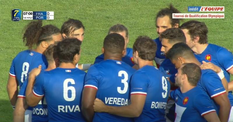 Rugby à 7 - France 7 lancée vers la qualification olympique à Colomiers
