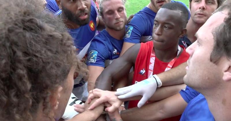 Rugby à 7 - Les Français échouent à une marche des Jeux Olympiques
