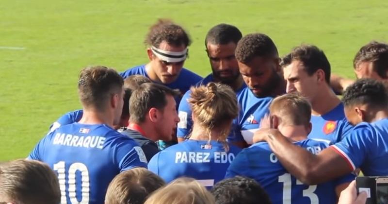 France 7 : dans quelle poule les Bleus sont-ils tombés à Cape Town ?