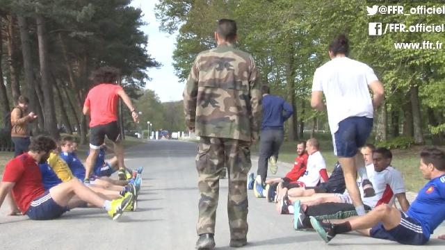 VIDEO. France 7 enfile sa tenue de combat pour décrocher la qualification