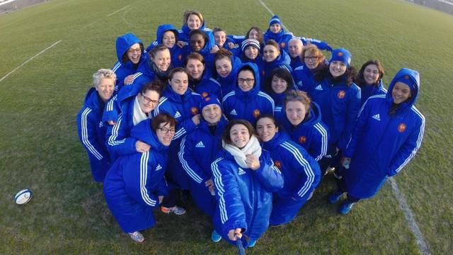 6 nations - France Féminines. Une internationale privée d'équipe de France à cause de son école
