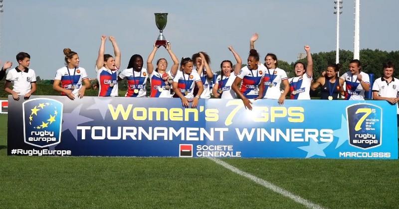 France 7 féminines hérite d'une poule plus qu'abordable au tournoi de Kazan