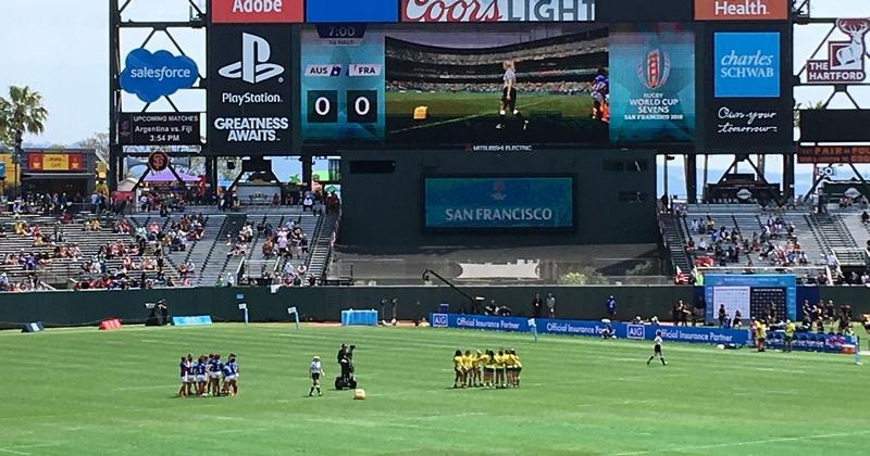Rugby à 7 - France 7 Féminines en finale de la Coupe du monde face à la Nouvelle-Zélande