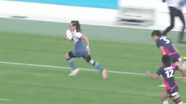 VIDÉO. Kitakyushu 7s - Jade Le Pesq emmène France 7 féminines en quart de finale de la Cup