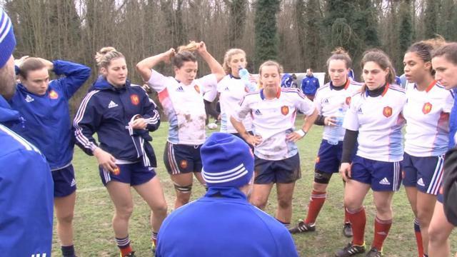 VIDEO. France 7 féminines : la préparation originale des Bleues pour le tournoi d'Atlanta