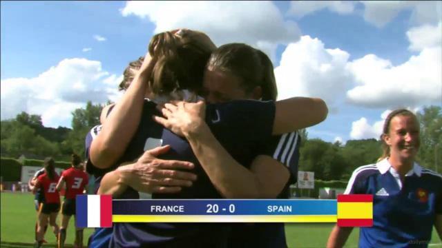 VIDEO. France 7 féminines remporte le championnat d'Europe et se qualifie pour les Jeux Olympiques