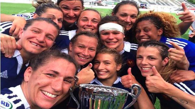 VIDEO. Tous les essais de la victoire de France 7 féminines au tournoi de Brive