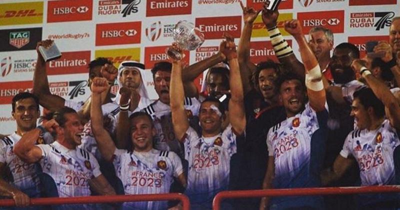 FRANCE 7 : le groupe de 13 joueurs retenus pour disputer la Coupe du monde