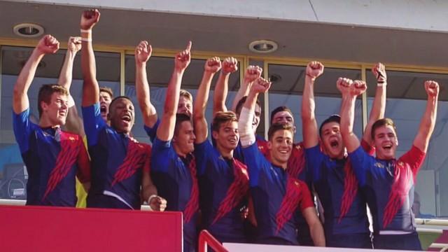 Seven's Grand Prix Series - France 7. Le groupe pour la première étape à Moscou