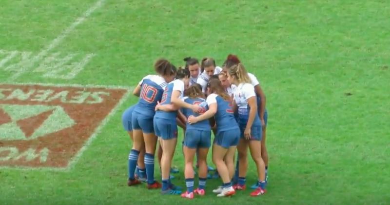 Rugby à 7 - Les chances de participer aux JO pour nos Françaises ne sont pas finies