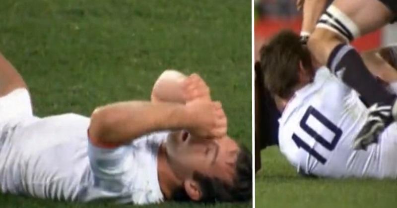 France - All Blacks 2011 : y avait-il un contrat sur Morgan Parra ?