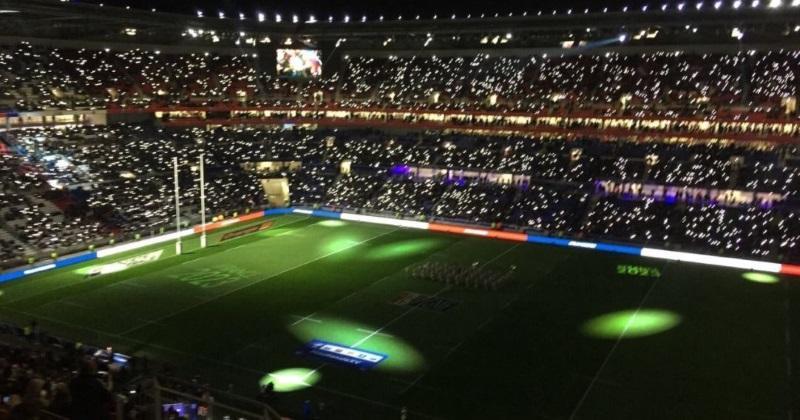 France v All Blacks : joli succès d'audience pour le test-match disputé à Lyon