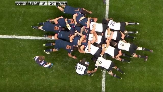 XV de France : un quatrième test programmé à l'automne face aux All Blacks... et en pleine semaine ?
