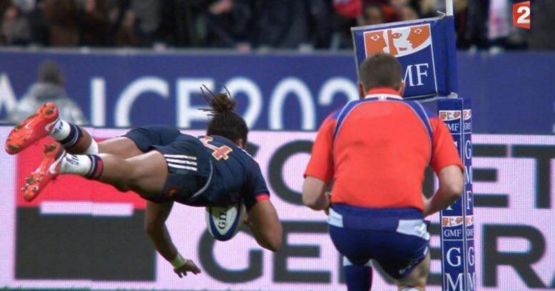 La défaite du XV de France face aux All Blacks vue par les réseaux sociaux
