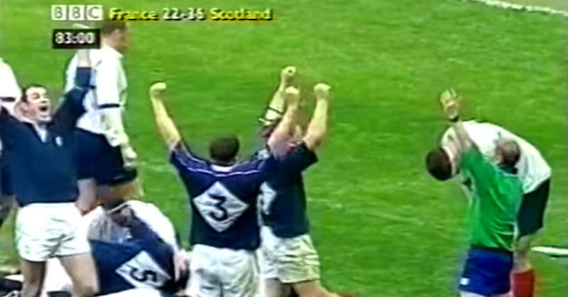 6 Nations 2019 – Les Écossais vont-ils mettre fin à 20 ans de disette au Stade de France ?