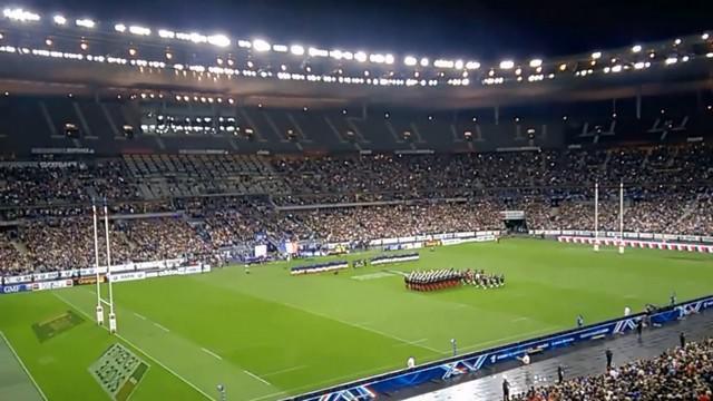 VIDEO. France - Écosse. La Marseillaise a capella, un très beau moment de communion