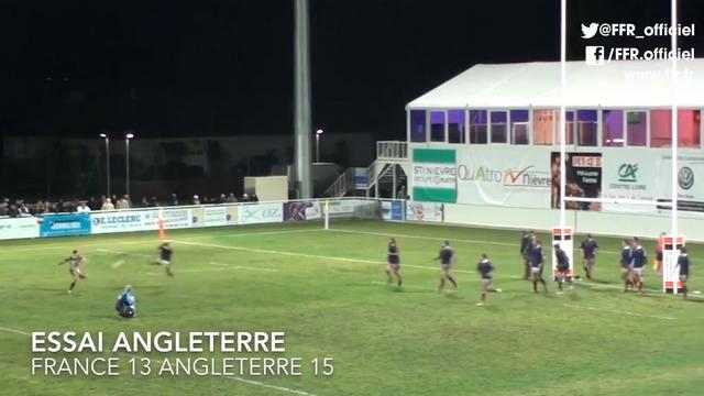RESUME VIDEO. France Fédérale : le contre décisif de Lucas Lévy pour la victoire des Bleus dans le Crunch amateur