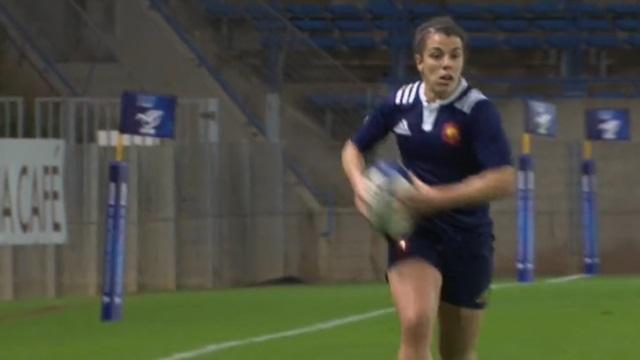 VIDEO. France Féminines terrasse les USA en inscrivant six essais (36-10)