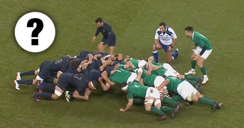 VIDÉO. France - Irlande : quelles solutions pour la mêlée tricolore face au XV du Trèfle ?