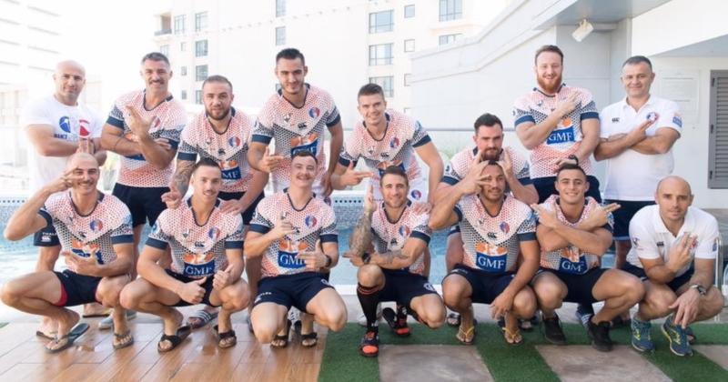 Rugby à 7 - Circuit Élite 2019 : Présentation de l'équipe de France militaire