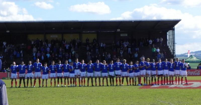 U18 International Series - France U20 développement donne la fessée aux Anglais