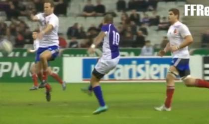 Le XV de France conclut sa tournée par une victoire face aux îles Samoa (22-14)