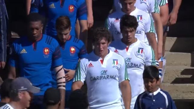 VIDEO. France U19 s'incline face à l'Italie et termine sa tournée sur une fausse note