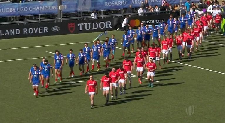 Coupe du Monde U20 - Les 5 points à retenir de la victoire des Bleuets sur le Pays de Galles