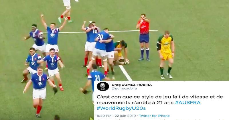 France U20 - La toile s'extasie devant le second titre de champion du monde en deux ans !