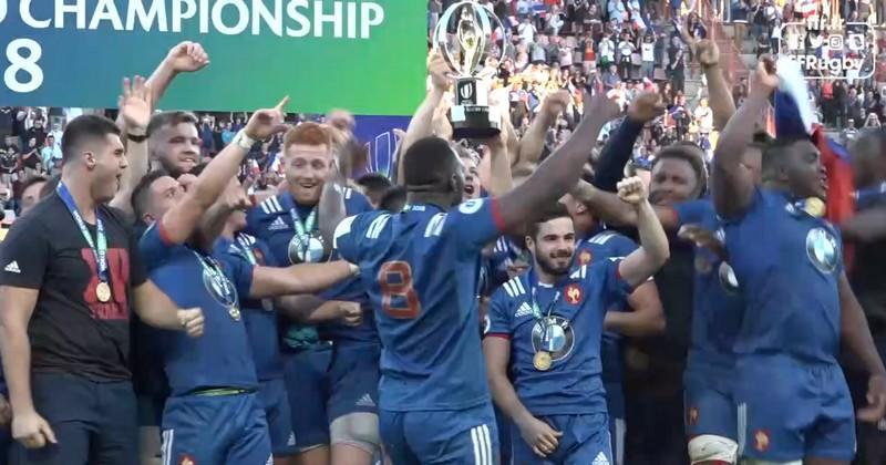 France U20 : le groupe pour préparer le Tournoi des 6 Nations avec 4 champions du monde