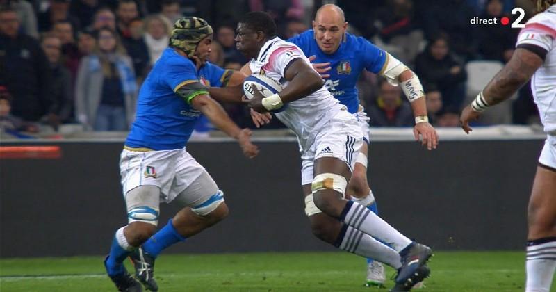 6 Nations 2018 - France vs Italie. Quels ont été les meilleurs joueurs ?
