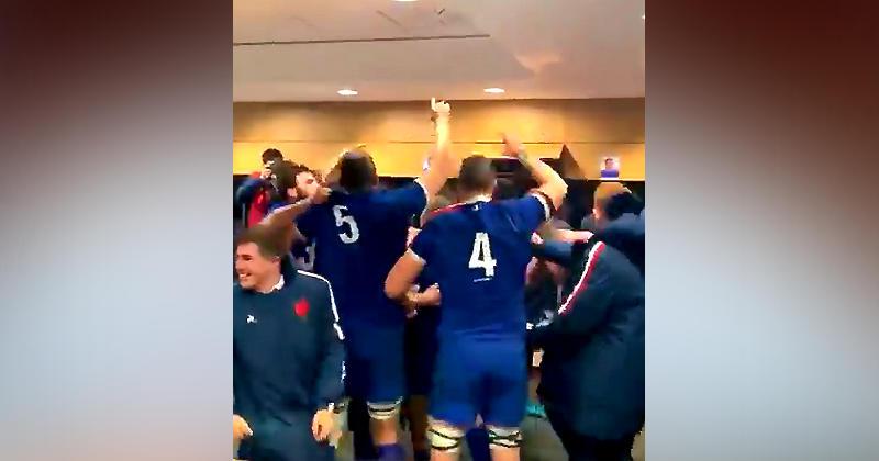 VIDEO. Freed From Desire... la la la la ! Euphoriques, les Bleus chantent et dansent à Dublin !