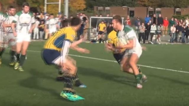 VIDEO. Belgique : un joueur de Soignies fait exploser ses adversaires avec des fulguro-raffuts