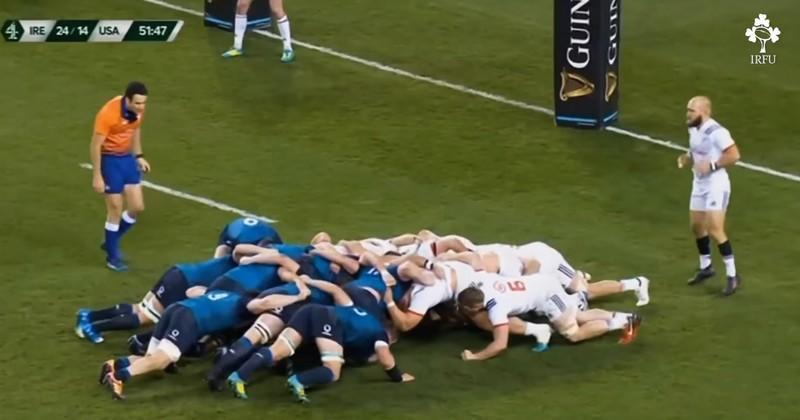 Futurs adversaires des Bleus, comment les USA ont fait face aux Irlandais ?