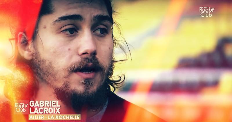 Top 14 - La Rochelle. Gabriel Lacroix : ''J'avais pris la décision d'arrêter ma carrière'' [VIDEO]