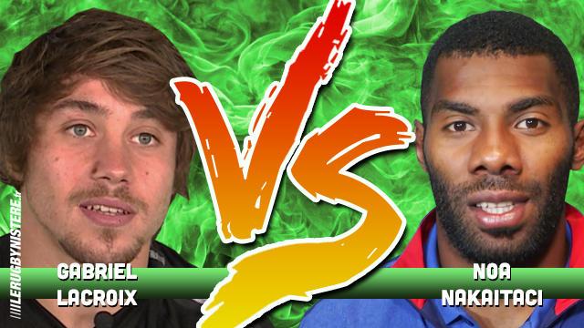 Qui prendriez-vous dans votre équipe ? Gabriel Lacroix vs Noa Nakaitaci