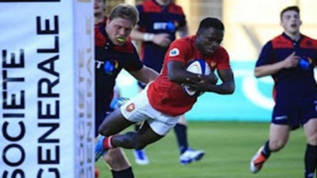 Fédérale 1 - Massy : que devient Gabriel Ngandebe, ailier supersonique et sensation de France U20 l'an passé ?