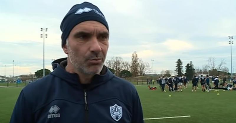 L'entraîneur des espoirs du SUA interdit le double plaquage à ses joueurs [Vidéo]
