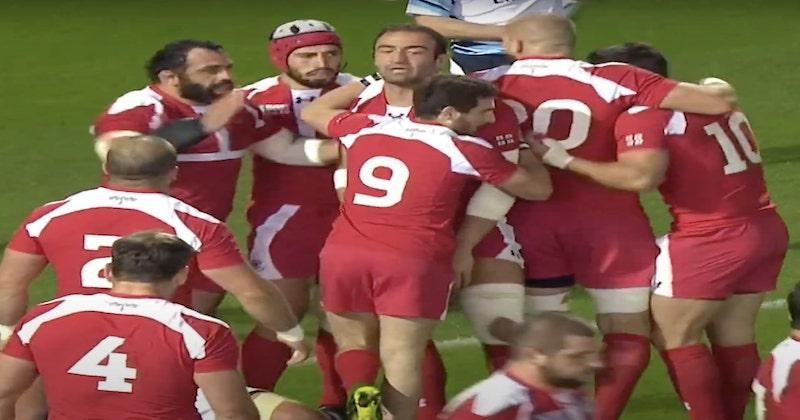 INTERNATIONAL. La Géorgie veut devenir une grande nation du rugby et fait tout pour !