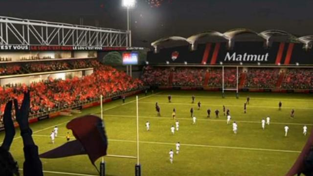 VIDEO. Top 14 : le stade Gerland se met aux couleurs du LOU