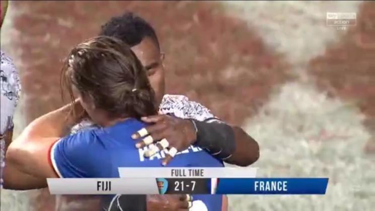 Hong Kong 7s - La France s'incline en finale face aux Fidji