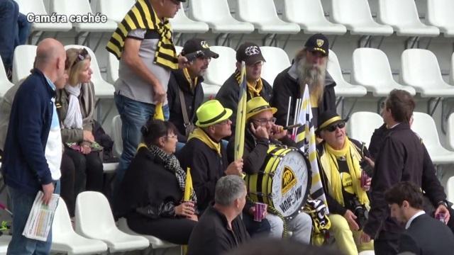 VIDEO. INSOLITE : le Stade Français Paris piège les supporters rochelais avec la complicité du Youtubeur Gonzague